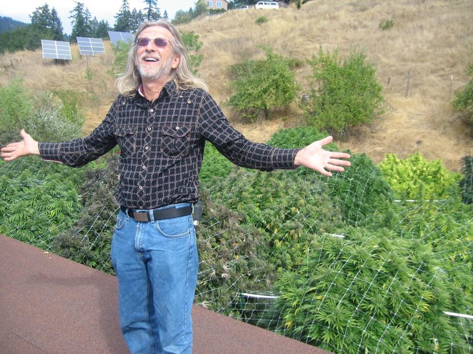 Marihuana de exterior con Jorge Cervantes