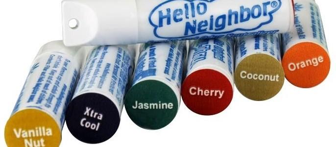 Hello Neighbor para evitar olores