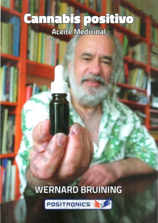 Libro Cannabis Positivo