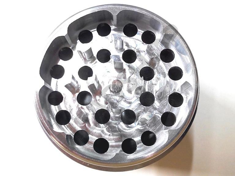 Agujeros del grinder vibrador Pure