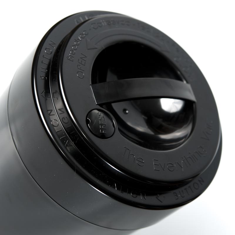 Tapón con válvula de aire