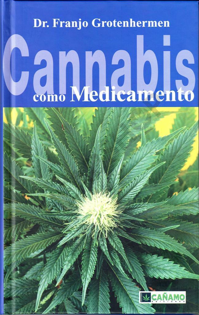 Libro Cannabis como medicamento