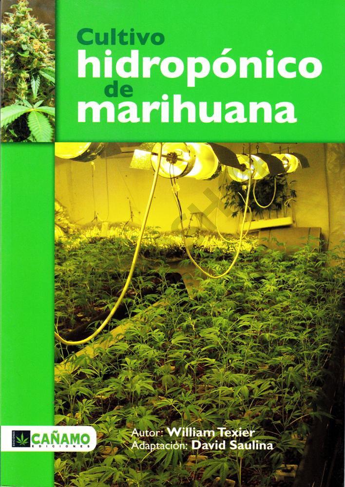 Portada Cultivo hidroponico de marihuana
