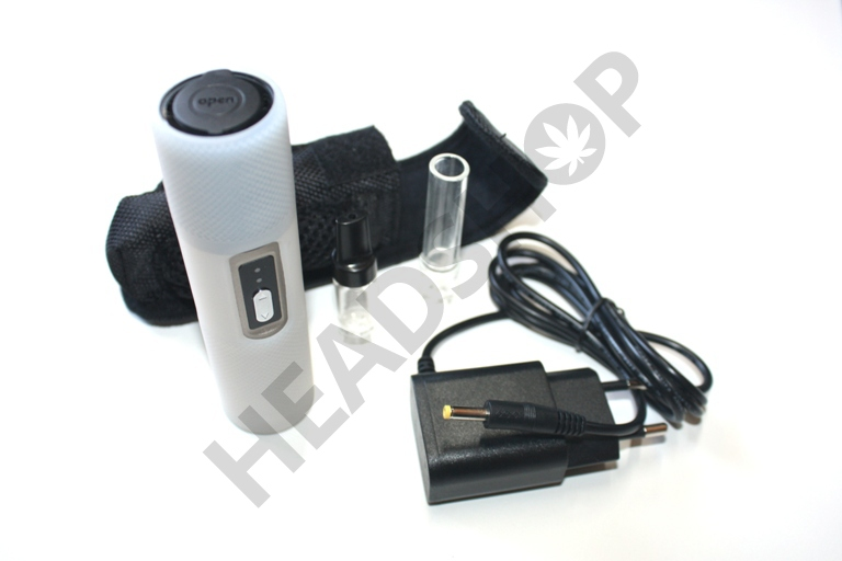 how to turn on arizer solo 2