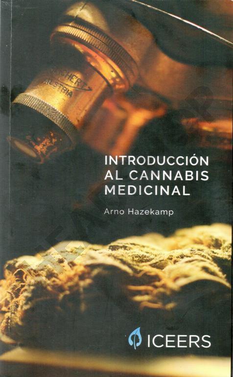 Libro sobre el cannabis medicinal