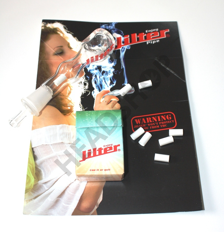 Pipa de vidrio Jilter