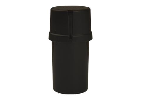 Black Medtainer grinder