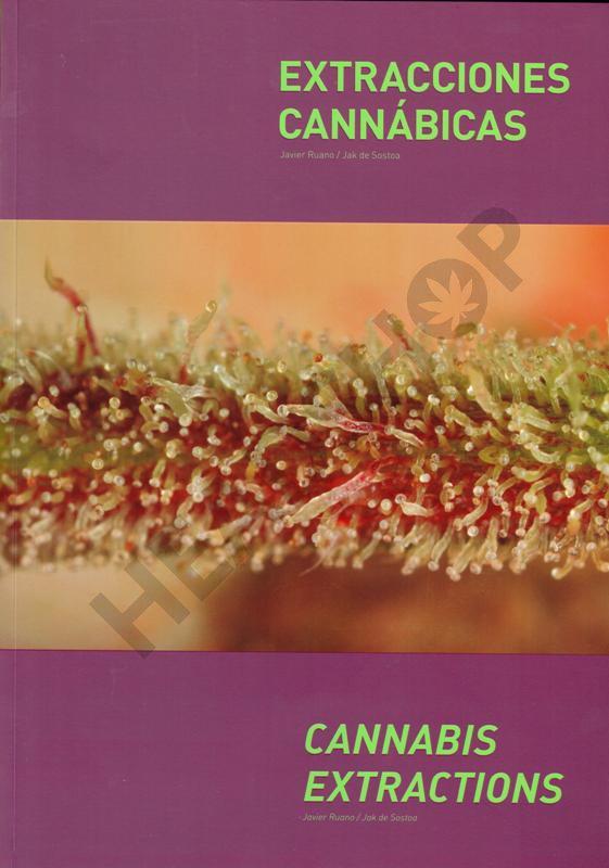 Libro Cannabis Extracciones