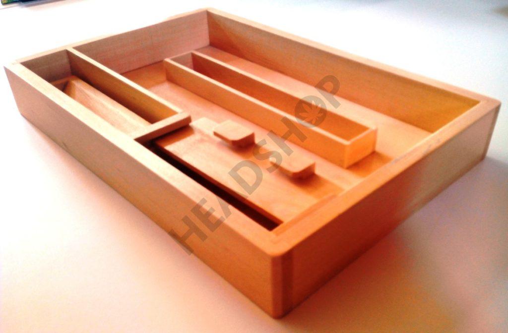Caja Original Roll Tray J2 de Wolf Productions