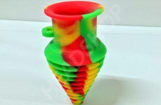 Boquilla de silicona universal