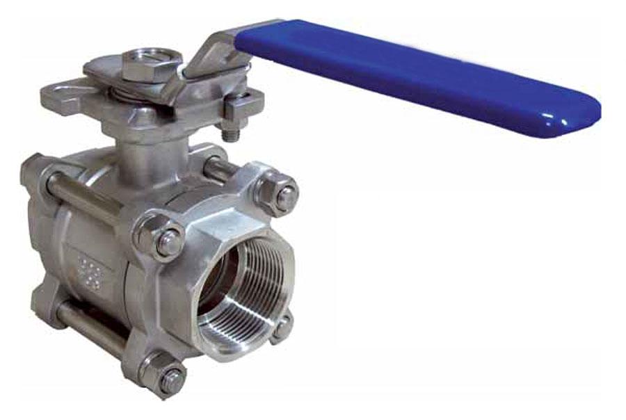 Válvula para controlar el paso del gas