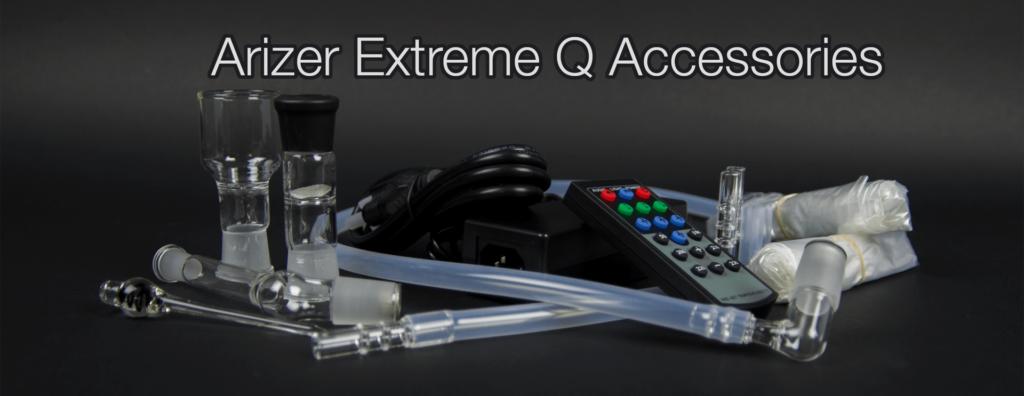 Accesorios vaporizador Extreme Q