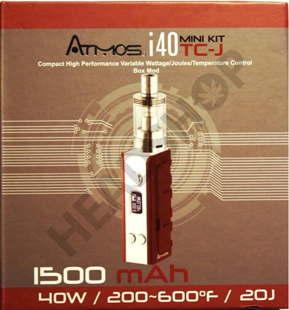 Caja del Atmos i40