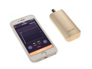 El DaVinci IQ es compatible con SmartPhones