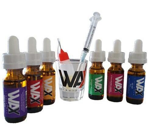 Wax Liquidizer primer e-liquid del mercado capaz de diluir extracciones cannábicas
