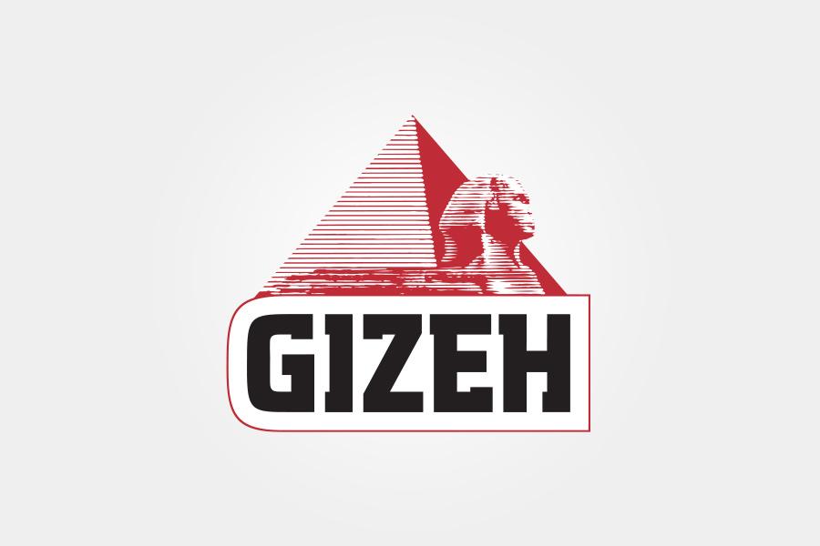 Gizeh, papel de liar de alta calidad