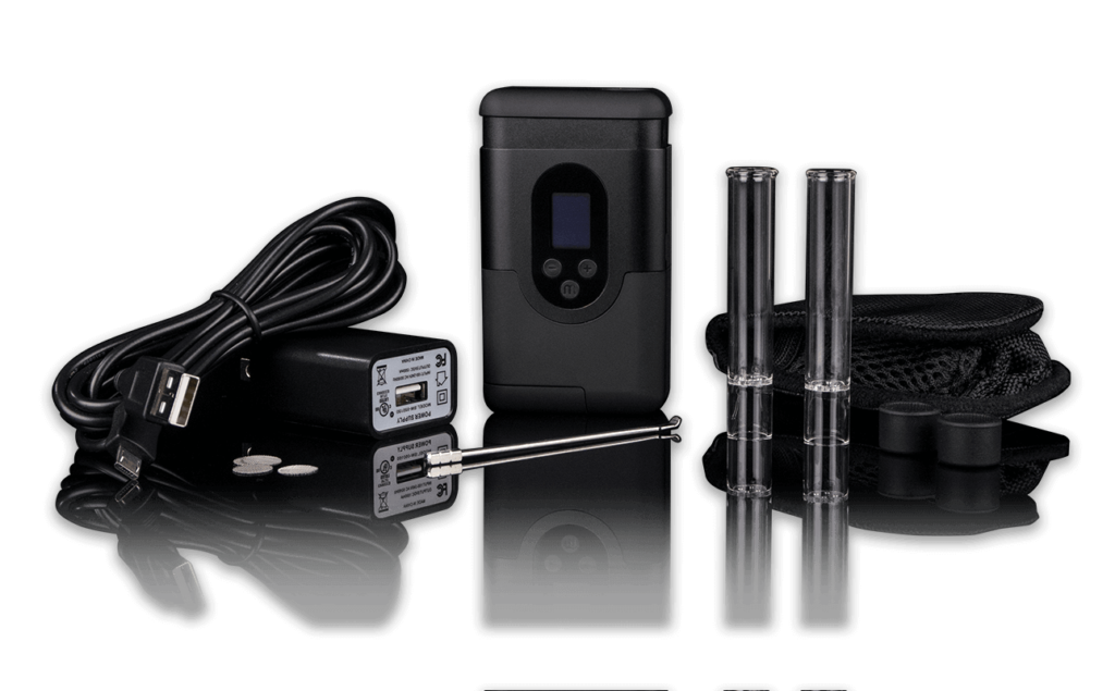 kit vaporizador Arizer Argo